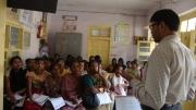 Awarness on DOTS - TB treatment
