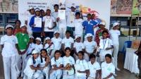 Children successfully participated in sports pic2